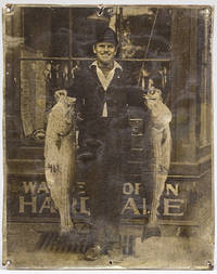 image of Collection of Photographs of Gardner D. Marsh, prize-winning salt water angler of Eel Point, Nantucket
