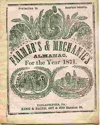Farmer's & Mechanic's Almanac, For The Year 1871