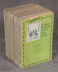 O. Henry Memorial Award Prize Stories for 1924-1927, 8 vols.--1924: Vol. I, Part I & Vol. I,...