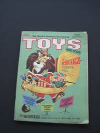 Toys and Togs, F A O Schwarz Children's World, 1968 for Christmas, 1969 Save for Reference, The World's Greatest Toy Catalog
