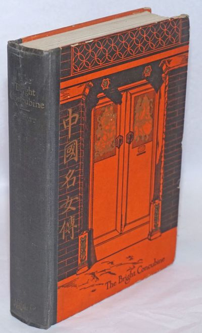 Boston: John W. Luce and Co, 1928. 204p., hardcover, corners worn, with card exposed; spine title fa...