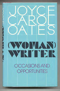 NY: Dutton, 1988. First edition, first prnt. Inscribed by Oates on the half-title page.