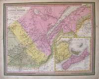 Canada East Formerly Lower Canada