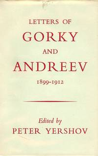 LETTERS OF GORKY AND ANDREEV