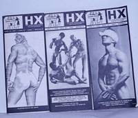 image of HX: the totally biased, politically incorrect party paper; [3 issues]