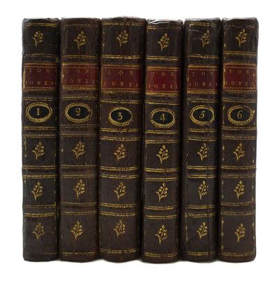 History of Tom Jones, a Foundling.