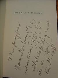 The Radio Red Killer - A Marvia Plum Mystery