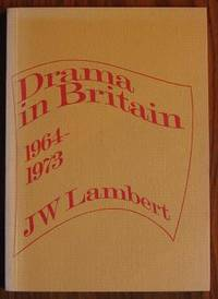 Drama in Britain, 1964-73.