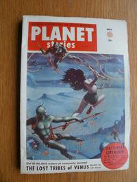 Planet Stories May 1954 by  Bill Wesley  Evelyn Goldstein - Paperback - First Appearance - 1954 - from Scene of the Crime Books, IOBA (SKU: biblio13160)