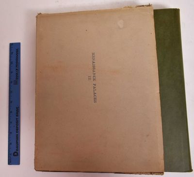 New York: E. Weyhe, 1931. Hardcover. VG+. spine lean. scratches to lower cover. light wear & creasin...