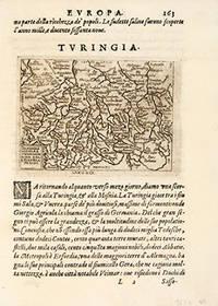 image of SAXONIAE MISNIAE THURINGIAE NOVA EXACTISSIMA DESCRI