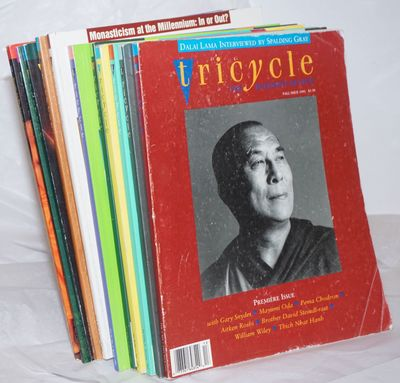 Marion, OH: The Buddhist Ray, Inc, 1990. Pagination varies for this magazine but hovers around125p.,...