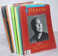 image of Tricycle, The Buddhist Review [short broken run:] V.I n.1, V.II n.1, V.II n.4, V.III n.1, V.III n.2, V.IV n.3, V.V n.2, V.V n.3, V.VIII n.2, V.VIII n.3, V.IX n.1  [the lot of eleven unduplicated issues]