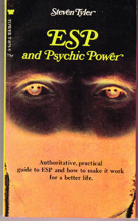 ESP and Psychic Power by  Steven Tyler - Paperback - 1st Printing - 1970 - from John Thompson (SKU: 22823)
