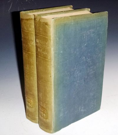 London: Black and Armstrong, 1836. Octavo. First edition revised in a 2 volume set with diagrams on ...
