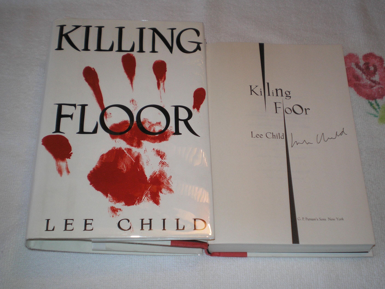 killing floor lee child pdf
