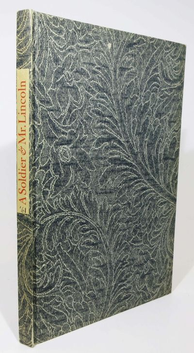 San Francisco: The Bohemian Club, 1961. 1st edition. Dark grey and white floral paper-wrapped boards...