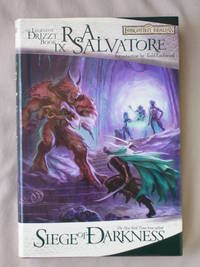 Siege of Darkness: The Legend of Drizzt, Book 9 (IX)