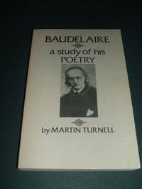image of Baudelaire a study of his Poetry