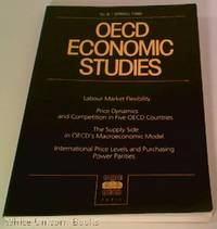 OECD Economic Studies by Economic Studies - OECD - Paperback - First Printing - 1986 - from White Unicorn Books (IOBA) and Biblio.com