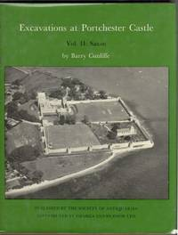Excavations at Portchester Castle. Vol. II: Saxon