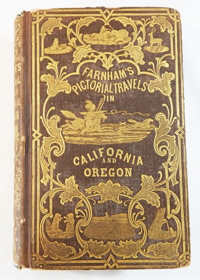 New York: Nafis and Cornish, 1849. Hardcover. Good. Pictorial Edition. 8vo. iv, 5-468p. Brown sloth ...
