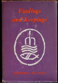 image of Findings And Keepings. Selected Poems 1939-1969