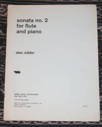 Sonata No. 2 for flute and Piano