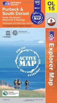 Purbeck and South Dorset (OS Explorer Map Active)