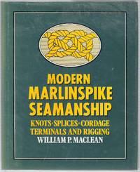Modern Marlinspike Seamanship