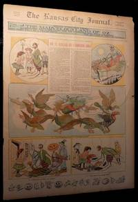 How the Wogglebug Got a Thanksgiving Dinner by Baum, L. Frank - 1904