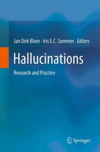 image of Hallucinations : Research and Practice