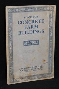 image of Plans for Concrete Farm Buildings
