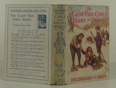 A.L. Burt Company, New York, 1920. Hardcover. Very Good/Near Fine. Very good in a near fine dust jac...