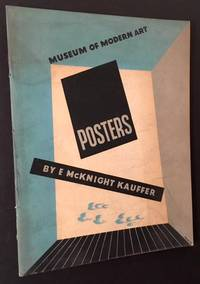 Posters by E. McKnight Kauffer - Paperback - First Edition - 1937 - from Appledore Books, ABAA and Biblio.co.uk