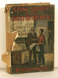 Tom Swift and His Chest of Secrets or Tracing the Stolen Inventions.