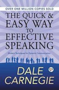 image of The Quick and Easy Way to Effective Speaking