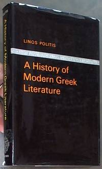 image of A History of Modern Greek Literature