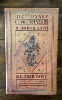 Dictionary of the Khazars: A Lexicon Novel in 100,000 Words (English and Serbo-Croatian Edition)