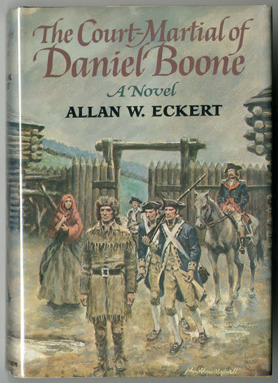 Boston and Toronto: Little, Brown, 1973. Gilt cloth and boards. Endsheet maps. First edition. Spine ...