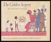 The Golden Serpent by  Walter Dean MYERS - First Edition - 1980 - from Between the Covers- Rare Books, Inc. ABAA and Biblio.com