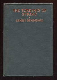 New York: Charles Scribner's Sons, 1928. Hardcover. Fine. Second edition. Fine, lacking the dustwrap...