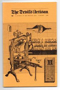 image of The Devil's Artisan: A Journal of the Printing Arts, Number Eighteen