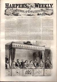 image of Harper's Weekly: Journal of Civilization: Vol. 1, No.46: November 14, 1857