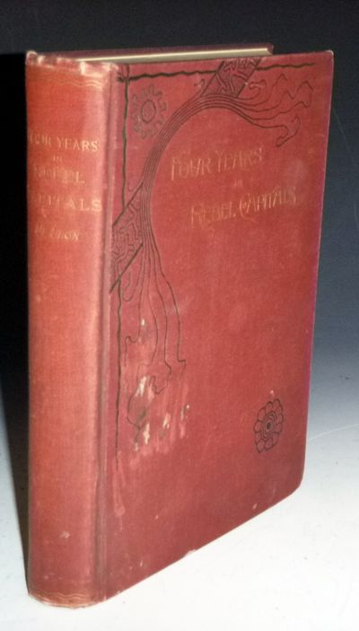 Mobile, AL: The Gossip Printing Company, 1892. Octavo. Author's autograph edition with portrait fron...