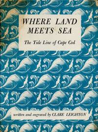 Where Land Meets Sea: The Tide Line of Cape Cod [Signed]