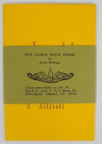 Five Lunch Hour Poems