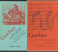 COWBOY - ANTOLOGIA DI SCRITTI E
