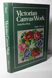 Victorian Canvas Work Berlin Wool Work