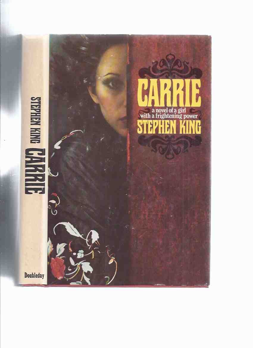 carrie by stephen king essay example Free essay: stephen king is best known for his graphic horror stories, whether they be novels or short stories many say that he is not one of the greatest.